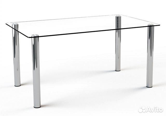 стол стеклянный Ikea Festimaru мониторинг объявлений
