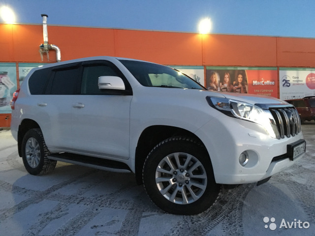 Toyota Land Cruiser Prado, 2014 89125214510 купить 3