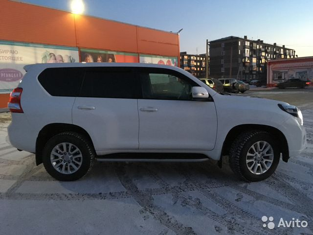 Toyota Land Cruiser Prado, 2014 89125214510 купить 4