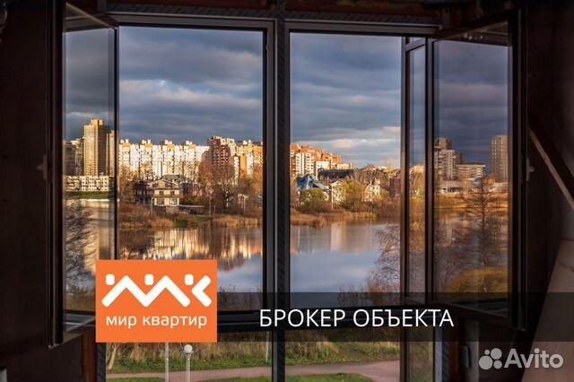 Продается многокомнатная квартира за 57 000 000 рублей. Береговая (Озерки) ул, 21.
