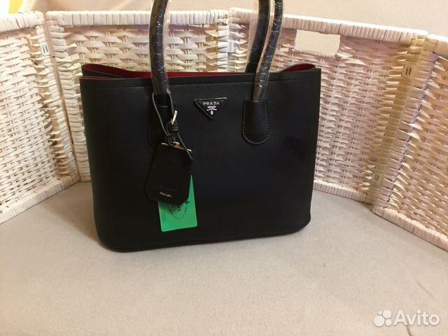 Prada сумка женская купить в Москве на Avito — Объявления на сайте Авито 949b5dd7b30