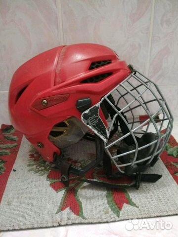 Хоккейный шлем, детский 89109609099 купить 1