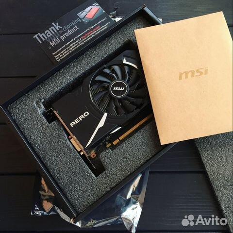 76961432a45f4 Видеокарта MSI GeForce GTX 1060 Aero ITX 3G OC 3GB купить в Москве ...