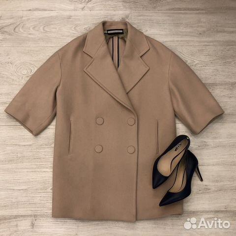 4543c8a2712 Пальто Aquilano Rimondi оригинал купить в Санкт-Петербурге на Avito ...