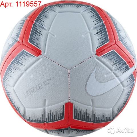 Мяч футбольный Nike Strike р.5 арт.SC3310-043 купить в Москве на ... 74705bcca2014