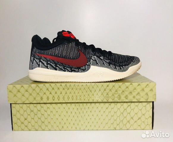 8cb0b49c Баскетбольные кроссовки Nike Mamba Rage оригинал— фотография №1