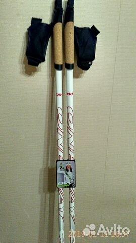 Лыжные палки One Way купить в Москве на Avito — Объявления на сайте ... de31c2d5699