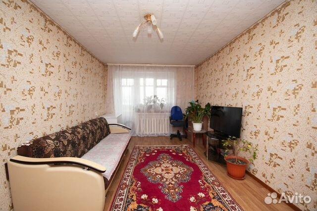 Продается однокомнатная квартира за 1 250 000 рублей. Локомотивная,106.