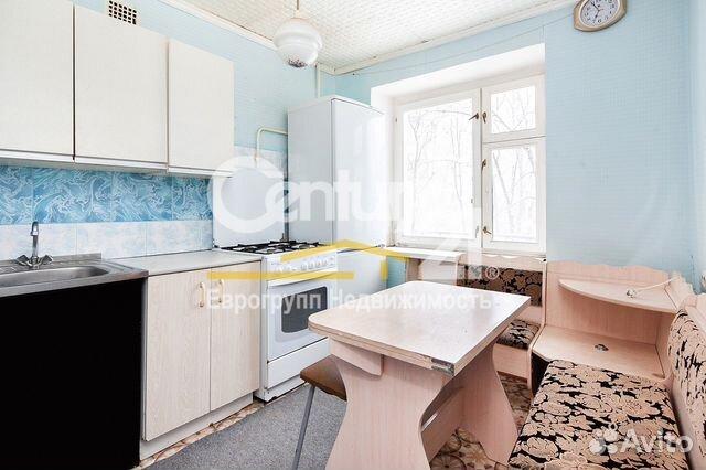 Продается однокомнатная квартира за 2 250 000 рублей. ул Ленина, 15.
