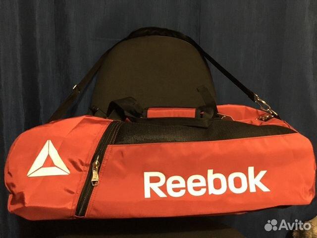 02f7537832a5 Спортивная сумка/рюкзак трансформер купить в Пермском крае на Avito ...