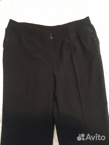 dd23e55281a Брюки разные чёрные на женщину большой размер купить в Кабардино ...