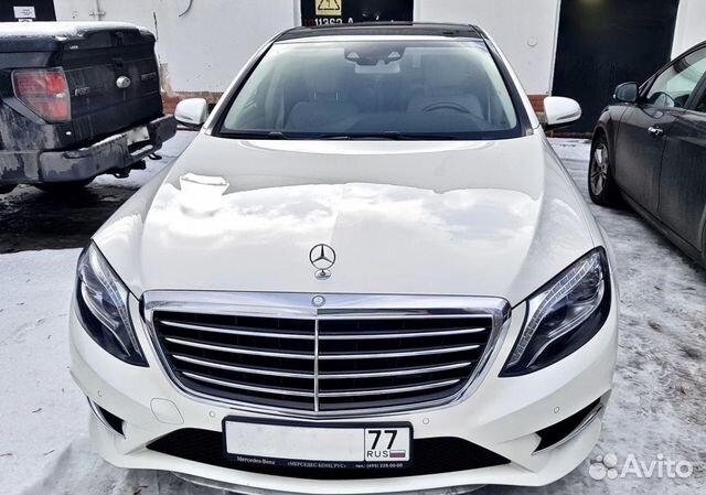 f6ad076ad366d Автомобиль на запчасти Mercedes W222 S222 купить в Москве на Avito ...