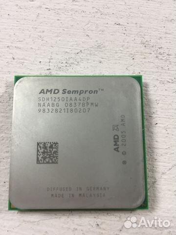 DRIVERS AMD SEMPRON PROCESSOR LE-1250 AUDIO