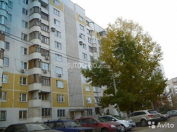 Продается двухкомнатная квартира за 3 500 000 рублей. г Самара, ул Съездовская, д 8.