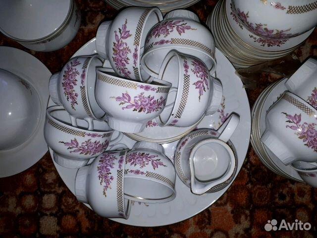 Сервиз чайный 89116089380 купить 5