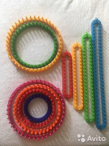 лум для вязания и пряжа купить в москве на Avito объявления на