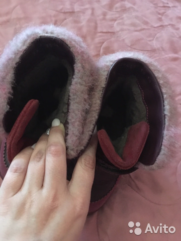 Winter boots for girls 89066435561 buy 3