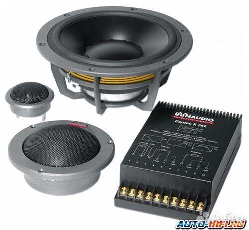 3-компонентная акустика Dynaudio Esotec System 362 89134740927 купить 1