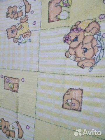 Одеяло детское 140х80  89158542831 купить 1