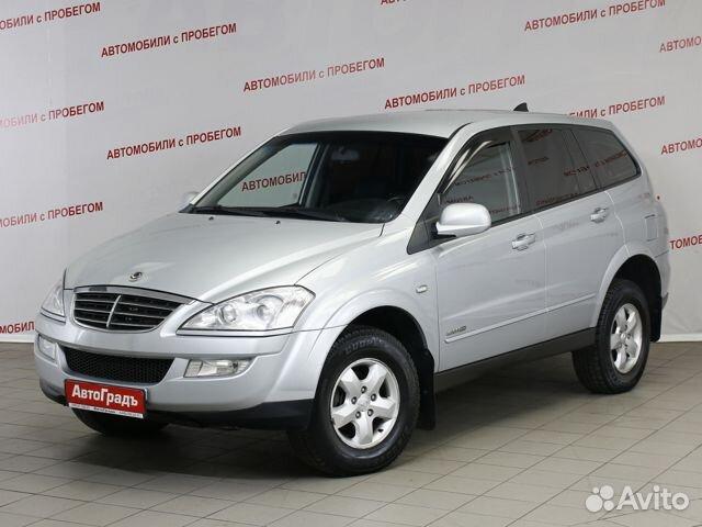 Купить SsangYong Kyron пробег 103 000.00 км 2010 год выпуска