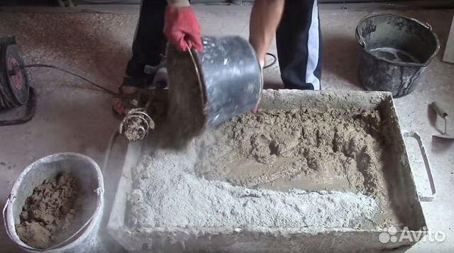 как правильно приготовить раствор для штукатурки стен