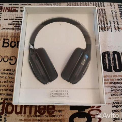 Наушники беспроводные xiaomi mi headset monitor 89780104888 купить 2