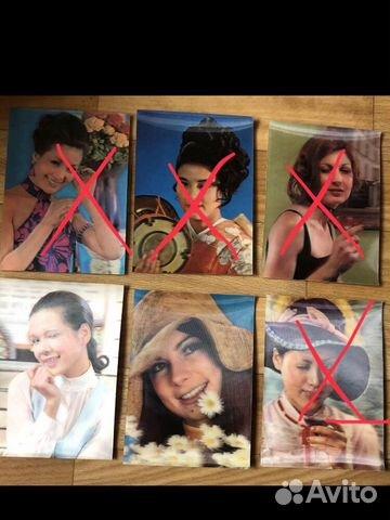 Стерео открытки япония