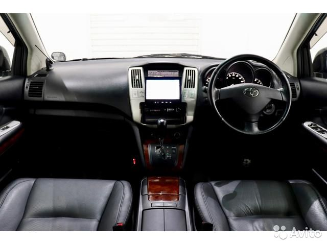 Toyota Harrier, 2008 89113901813 купить 9