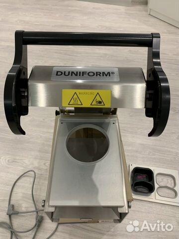 Apparatus for sealing disposable tableware Duni