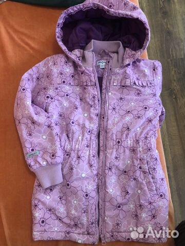 Куртка осенняя 122 р  89527981171 купить 4