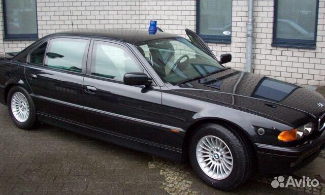BMW 7 серия, 1996 89182392195 купить 1
