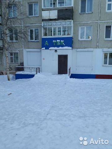The premises of free appointment, 46 m2