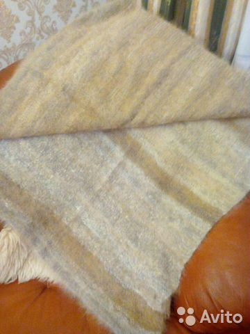 Плед из 100 собачьей шерсти 89312643809 купить 3