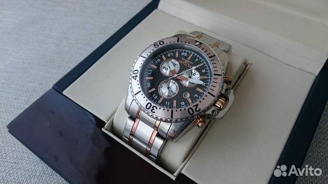Мужские Invicta Pro Diver Chronograph 11286 обмен 89525003388 купить 2