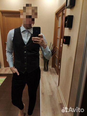 Рубашка мужская купить 8