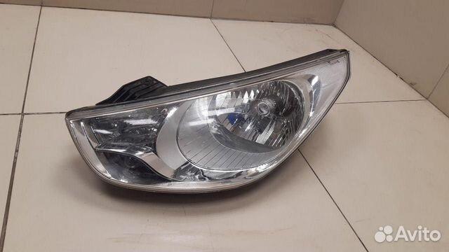 89657347629 Фара передняя левая (Hyundai ix35)
