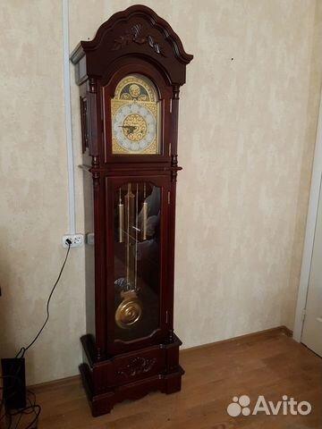 Напольные часы продам механические золотые стоимость часы