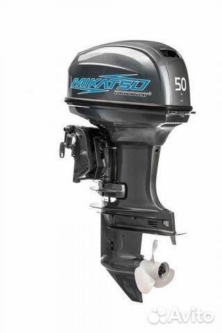 Лодочный мотор Mikatsu M50FES