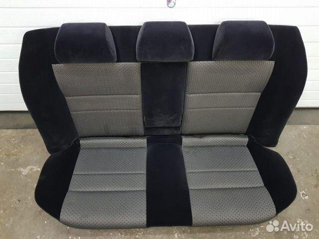 Сидение заднее Subaru Legacy, BE5 89625003353 купить 4