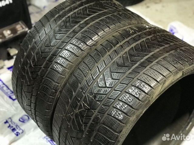 89380001718 285/30/21 Pirelli SottoZero 3 (4.5 mm) - 2 шт