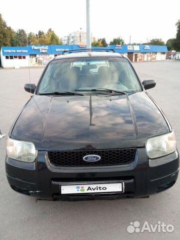 Ford Escape, 2001 89092646822 купить 4