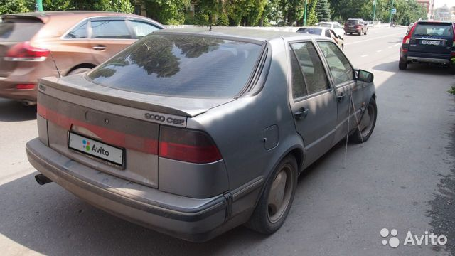 Saab 9000, 1997 89092233086 купить 1