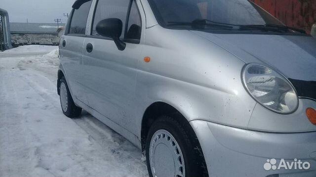 Daewoo Matiz, 2012 89115603931 купить 7