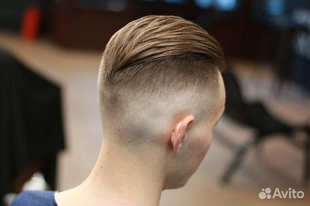 Мужской парикмахер на дом 89992254004 купить 3