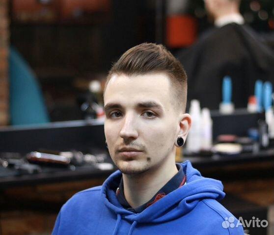 Мужской парикмахер на дом 89992254004 купить 6