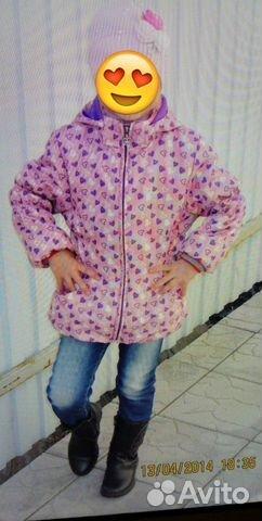 Куртка на девочку 89190274176 купить 2