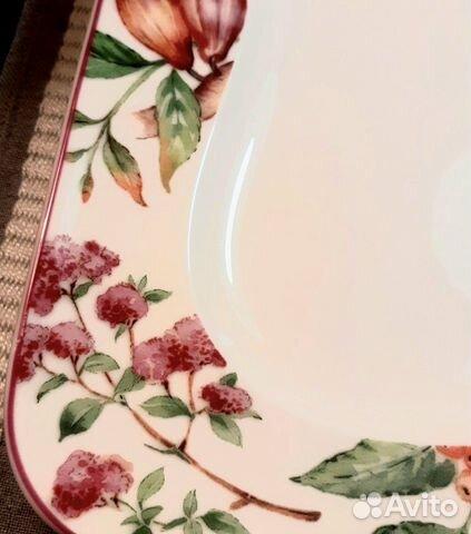Villeroy & boch,фарфор, набор тарелок,Германия 89042712487 купить 8