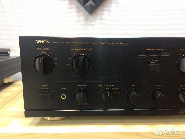 Усилитель Denon PMA-880D цап 89222200502 купить 4