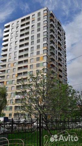 2-к квартира, 44.7 м², 13/17 эт. 83412576539 купить 1