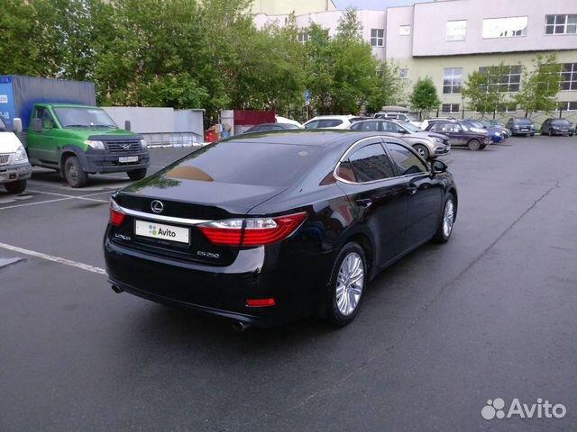 Lexus ES, 2013 купить 5